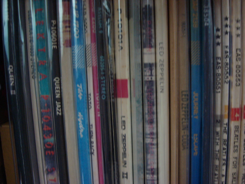 LP Record Collection