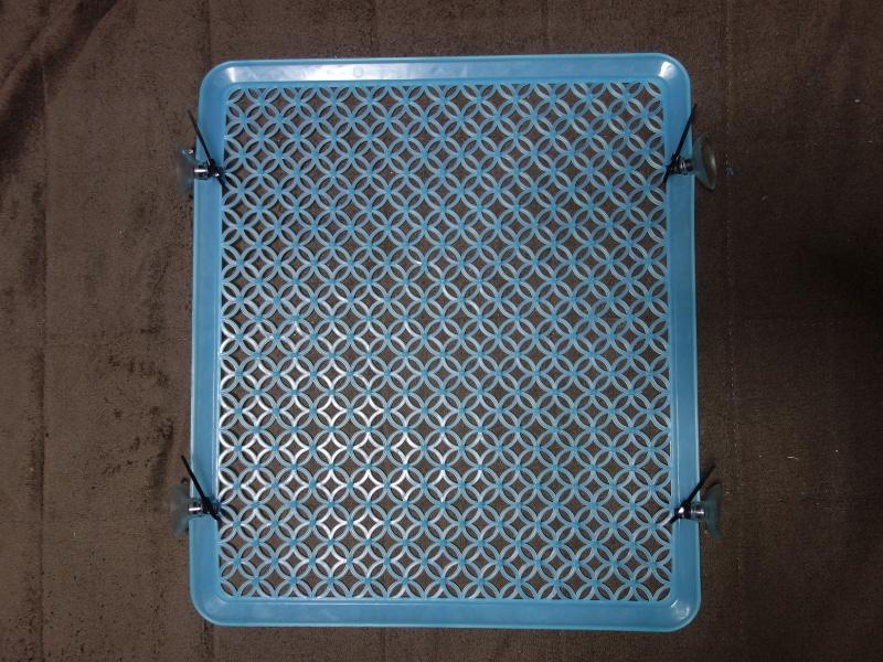 水槽用手作りセパレーター